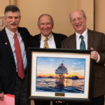 Hal Crossley receives MSDA Champion Award 2018